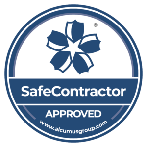 Alcumus SafeContractor Logo | Welch Refrigeration Are SafeContractor Accredited