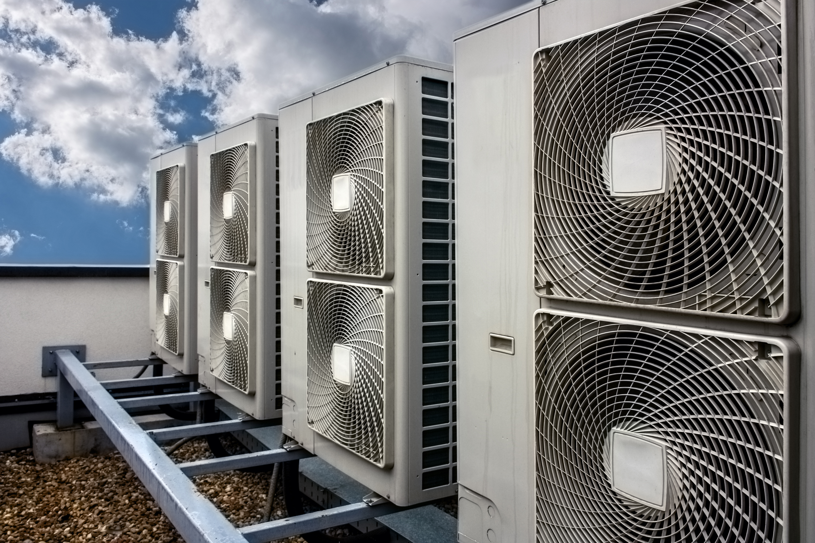 How To Keep Productivity Levels High With Commercial Air Conditioning