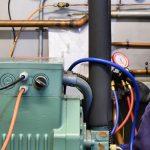 Welch Refrigeration engineer providing HVAC and refrigeration servicing in Suffolk