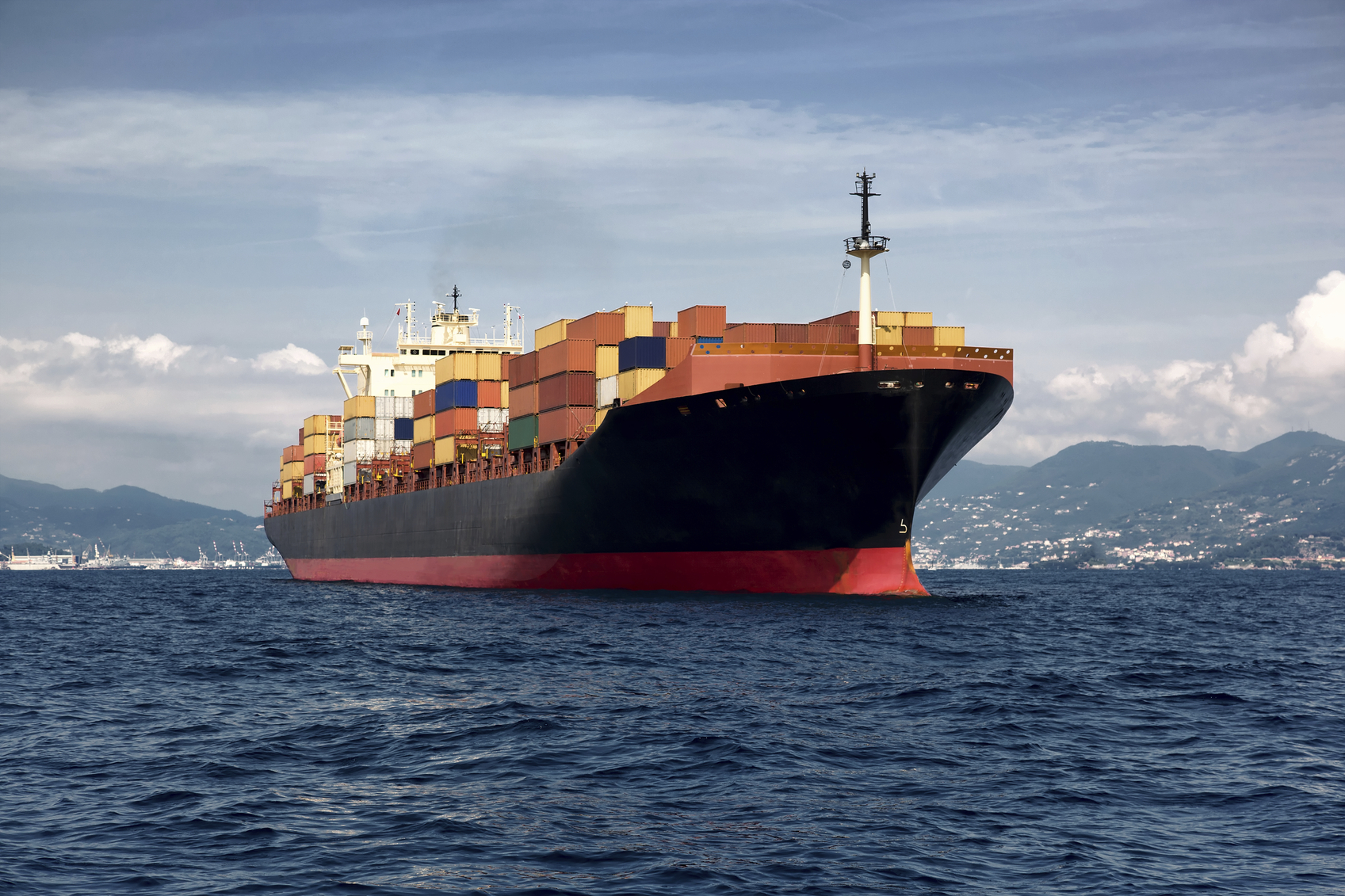 Welch Refrigeration Provide Marine Refrigeration Services On Merchant Container Ships