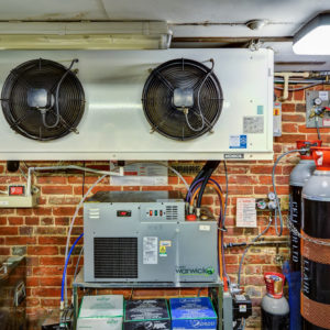 Cellar Cooling For Pubs, Bars And Restaurants In Ipswich, Suffolk